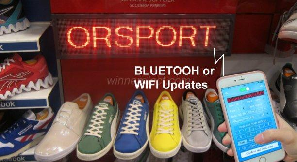 Firmware Update For Bluetooth APPS